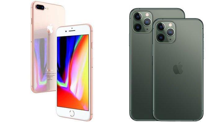 Daftar Harga Iphone Mulai Iphone 6s Plus Hingga Iphone 11 Pro Max Cek Spesifikasi Dan Harganya Tribun Madura