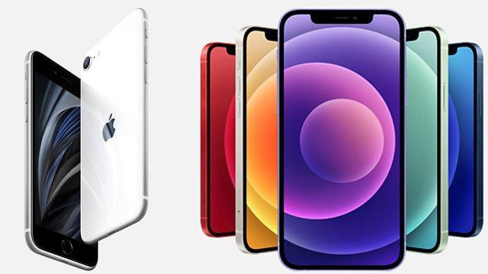 Daftar Harga dan Spesifikasi iPhone pada Juli 2021, Mulai iPhone X, iPhone 11 Hingga iPhone 12