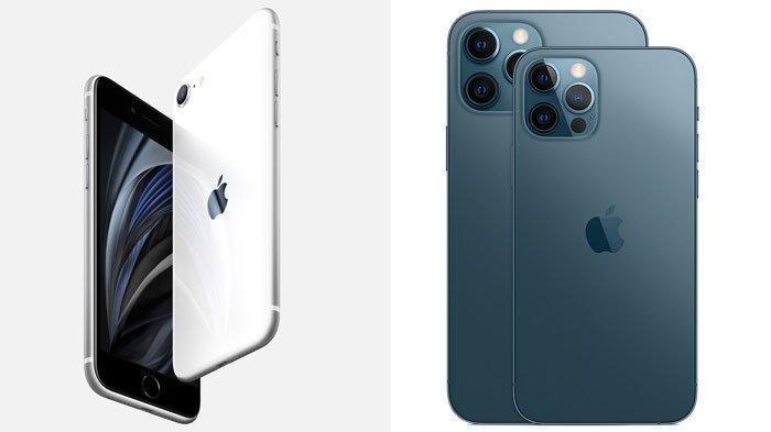 Cek Harga dan Spesifikasi iPhone pada April 2021, Mulai iPhone 8, iPhone 11 Hingga iPhone 12