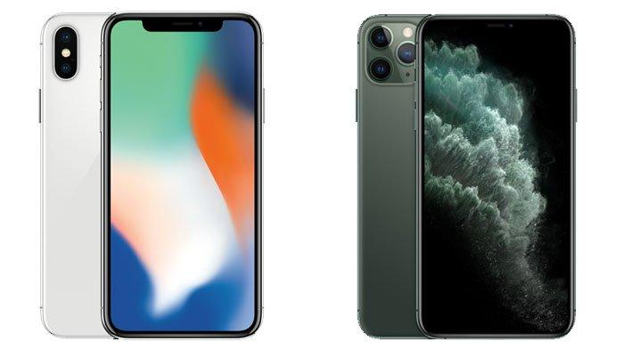 Harga iPhone di Awal Agustus 2020, Mulai iPhone 11, iPhone 8, iPhone X, hingga iPhone 7