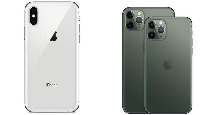 Daftar Harga iPhone di Januari 2020, Rekomendasi Mulai iPhone X Hingga Varian iPhone 11 Pro Max