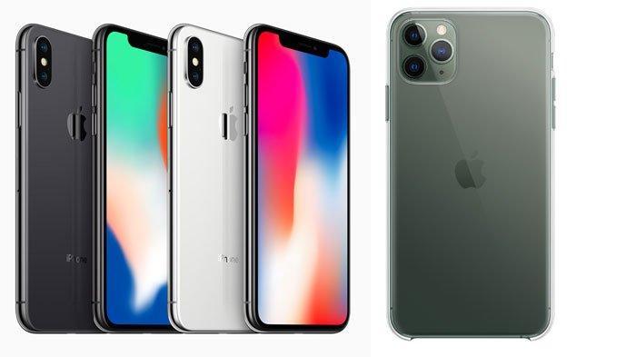 Rekomendasi HP iPhone Maret 2020, Mulai dari iPhone 7 Rp 6 Jutaan Hingga iPhone 11 Rp 27 Jutaan