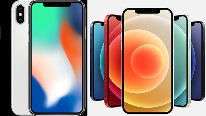 Cek Harga dan Spesifikasi iPhone Terbaru Juli 2021, Mulai iPhone X, iPhone 11 Hingga iPhone 12