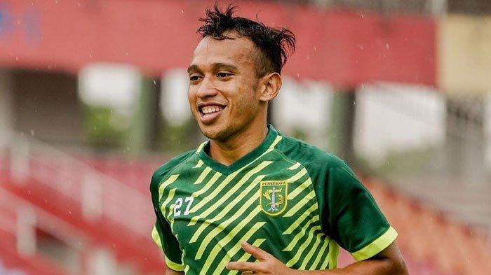 Irfan Jaya Usung Target Tinggi BersamaPersebaya, Ambisi Tambah Jumlah Gol hingga Rengkuh Gelar Baru
