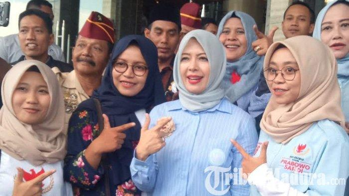 Jatim Prioritas Utama Pemenangan Prabowo-Sandi, Istri Sandiaga Uno Ajak Emak-emak Tak Masuk Golput