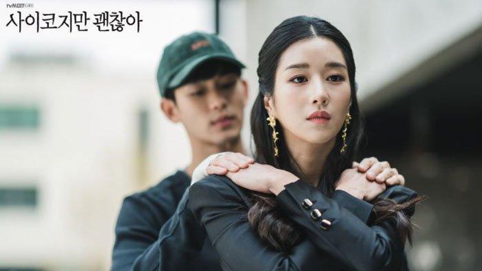 Link Nonton Streaming dan Download Drama KoreaIts Okay to Not Be Okay Sub Indo Episode 13 di Sini
