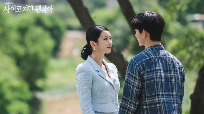 DownloadIts Okay to Not Be Okay Sub Indo Episode Lengkap, Drama Korea Kim Soo Hyun danSeo Ye Ji
