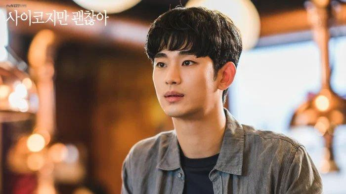 Profil Kim Soo Hyun, Aktor Pemeran Moon Kang Tae Drakor Its Okay to Not Be Okay, Ayahnya Penyanyi