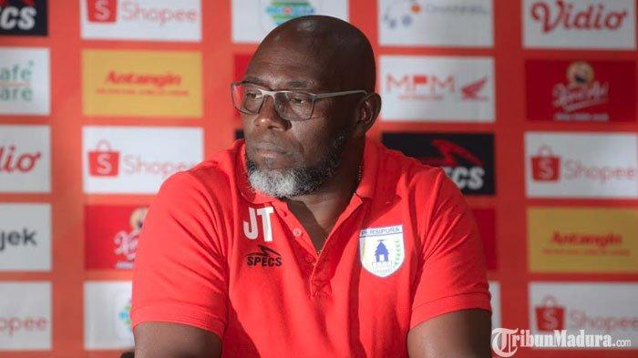 Bagi Pelatih Persipura Jacksen F Tiago, Tak Ada Tim Liga 1 2021 yang Super, Dampak Kompetisi Mandek