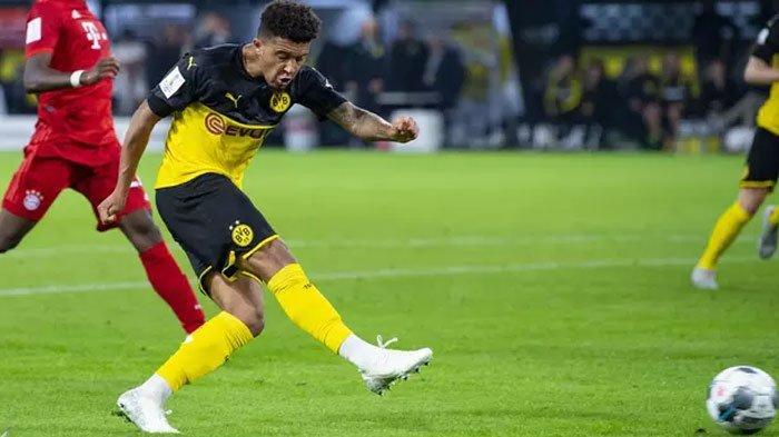Meski Sudah Ditolak, Tak Membuat Manchester United Putus Asa Dapatkan Pemain Andalan Dortmund