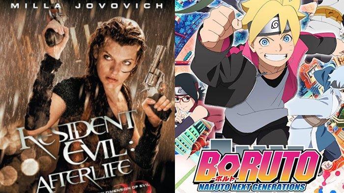 Jadwal Acara TV Senin 22 Juni 2020, Trans TV, Trans 7, ada Resident Evil 4 Hingga Film Boruto