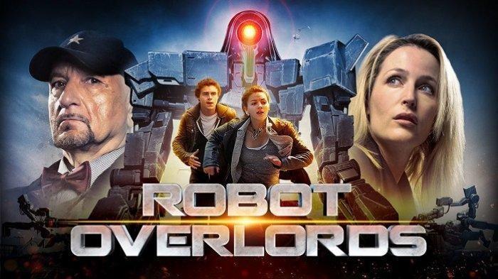 Jadwal Acara TV Trans TV RCTI SCTV GTV ANTV Indosiar Selasa 24 Maret 2020, Ada Film Robot Overlords