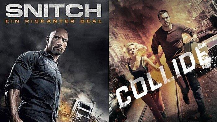 Jadwal Acara TV Trans TV RCTI SCTV NET TV ANTV MNC TV Selasa 5 Mei 2020, Ada Film Collide dan Snitch