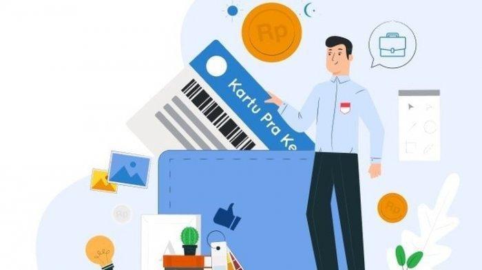 Pendaftaran Kartu Pra Kerja di prakerja.go.id Dimulai Hari Ini, Ada Pelatihan & Insentif Rp3,55 Juta