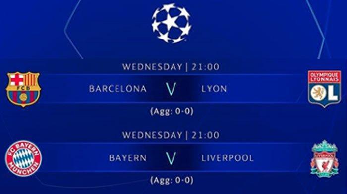 Jadwal Liga Champions Dini Hari Nanti, Empat Klub Besar Beda Negara Usung Misi Berbeda