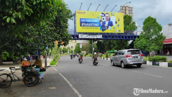 Satlantas Polresta Malang Kota Gelar Simulasi Penutupan Jalan Basuki Rahmat Mulai Pekan Depan