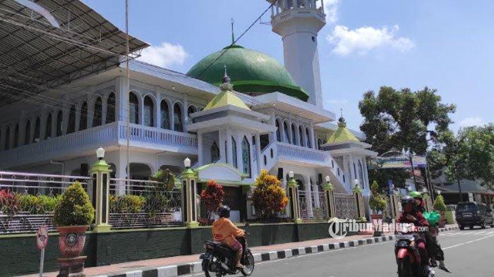 Warga Kota Blitar Boleh Gelar Salat Idul Fitri di Masjid atau Musala, Takbir Keliling Dilarang