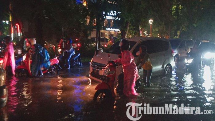 Banjir di Surabaya Hanya Beberapa Jam Sudah Surut, Pemkot Surabaya Ungkap Faktor Penanganannya