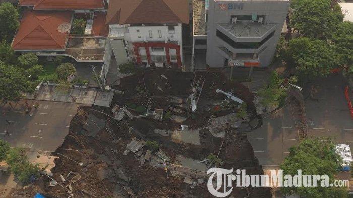Update Kasus Jalan Gubeng Surabaya Ambles, Kejati Tunggu Pelimpahan Tersangka & BB dari Polda Jatim
