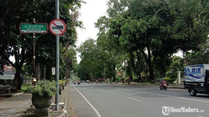 Penutupan Ruas Jalan di Kota Malang Dilakukan Bergantian, Simak Lokasi Disekat saat PPKM Darurat