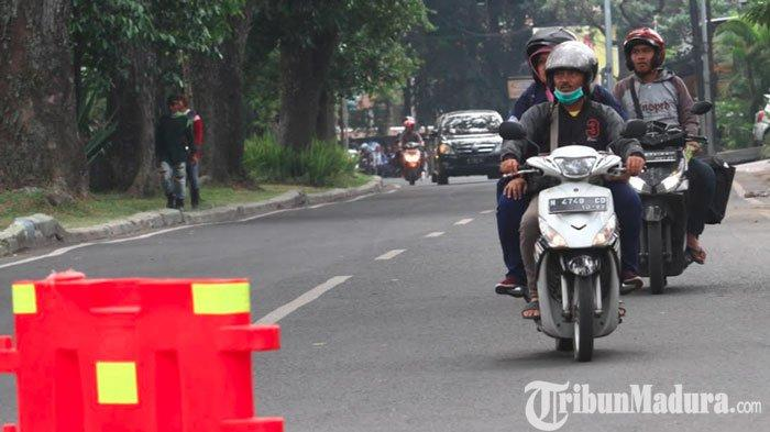 Pemkot Malang Terapkan Parkir 30 Derajat di Sepanjang Jalan Bandung Mulai 21 Januari 2019