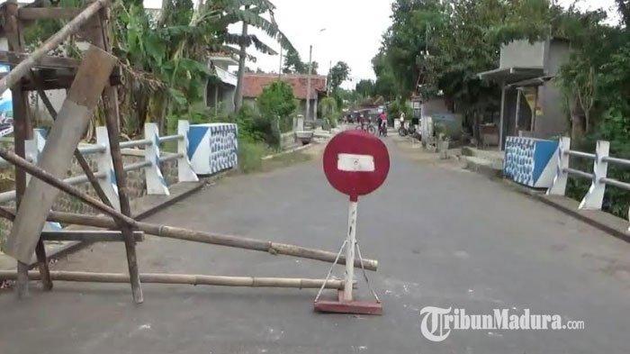Satu Kampung di Ontoseno Ponorogo Isolasi Mandiri Seusai Jenguk Ibu Melahirkan yang Positif Covid-19