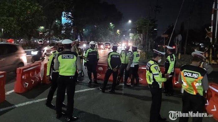 Cegah Kerumunan di Tahun Baru, Kota Malang Terapkan Jam Malam Mulai Hari Selasa 29 Desember 2020