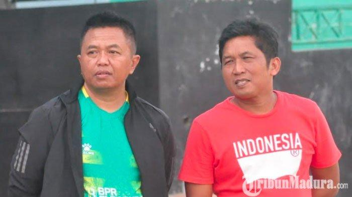 Resmi Jadi PelatihMadura FC,Agus Yuwono Kalahkan 2 Kandidat Calon PenggantiEduard Tjong Lainnya