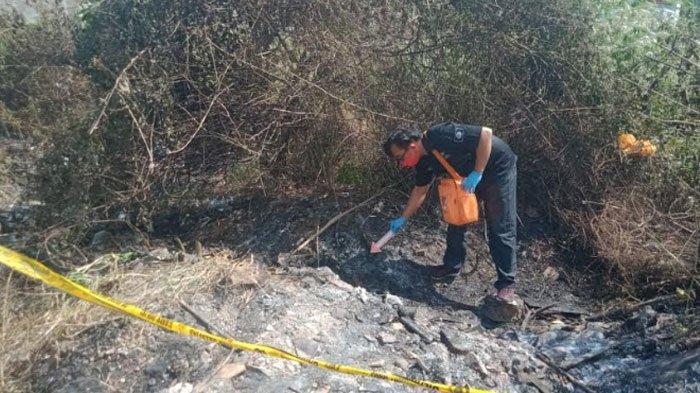Lagi Kerja Bakti, Warga Madiun Temukan Mayat Bayi di Tumpukan Sampah,Polisi: Sudah Nggak Berwujud