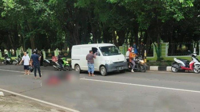 Diduga Mabuk, Pengendara Motor Asal Lamongan Ini Masuk ke Lajur Kanan, Tewas Tabrak Motor di Tuban