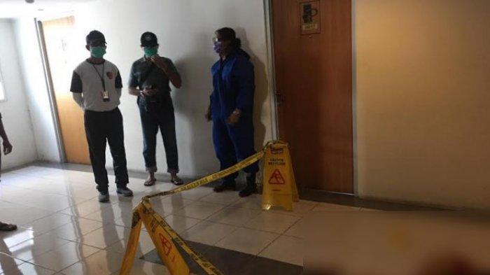 Identitas Wanita yang Tewas Bersimbah Darah di Apartemen Surabaya Terkuak, Berasal dari Semarang