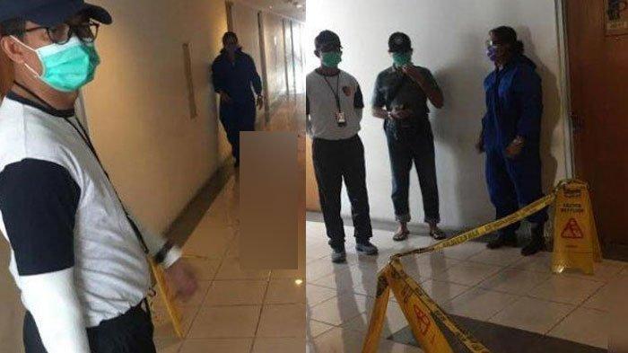 Wanita Asal Semarang Ditemukan Tewas di Lantai 8 Apartemen Surabaya, Ada Luka Sayatan di Leher