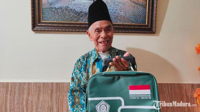 Cerita Calon Jamaah Haji Tertua di Kota Malang, Penantian Selama 54 Tahun hingga Persiapan Fisiknya