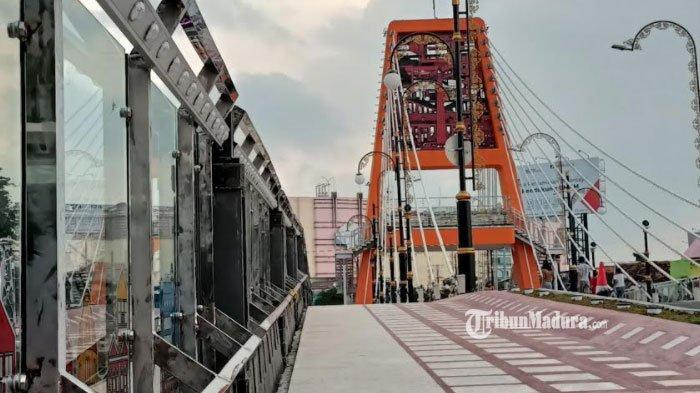 Ikon Baru Surabaya, Jembatan Joyoboyo hingga Alun-Alun Surabaya Diresmikan Maret hingga April 2021