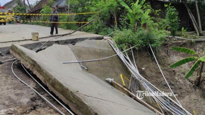 19 Titik Jalan dan Jembatandi Kabupaten Mojokerto Diperbaiki, Mojolebak Kecamatan Jetis Termasuk