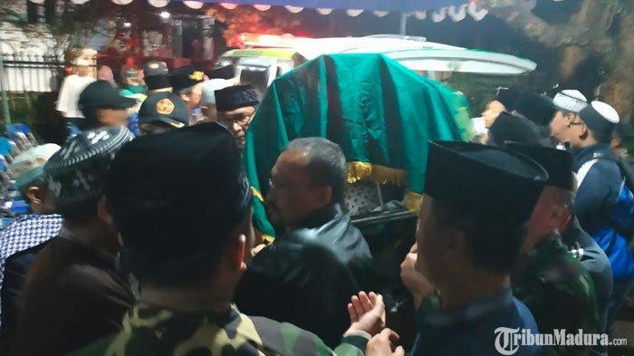KH Tholchah Hasan Wafat,Wali Kota Malang Sebut Masyarakat Indonesia Kehilangan Sosok Guru Bangsa