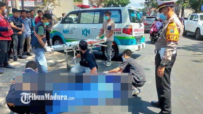 Kecelakaan Maut di Malang, Pengendara Motor Sempat Terpeleset saat Menyalip Truk Gandeng Angkut Tebu