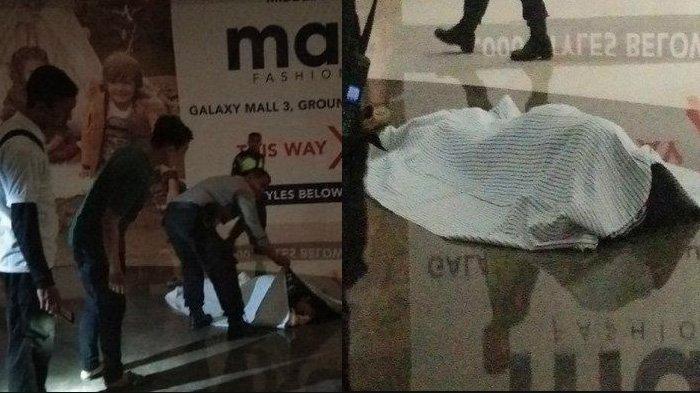 FAKTA SEBENARNYA Pengusaha Surabaya Bunuh Diri di Galaxy Mall, Pengakuan Istri & Detik2 Jelang Ajal