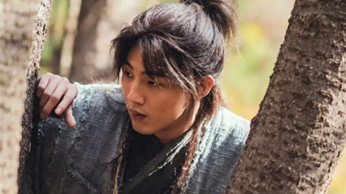 Ji Soo dalam drama Korea River Where The Moon Rises
