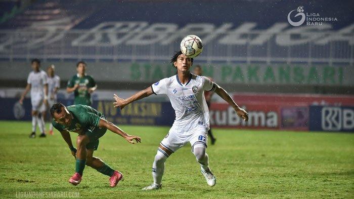 Target 3 Poin, Arema FC Justru Telan Kekalahan dari PSS Sleman, Pemain Klaim Timnya Kurang Beruntung