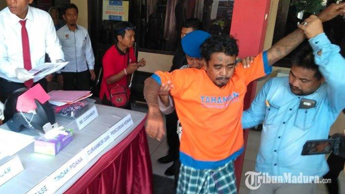 Setahun Berhasil Kabur, Pria Madura Joki Motor Hasil Curian ini Dilumpuhkan, Sempat Kabur ke Jakarta
