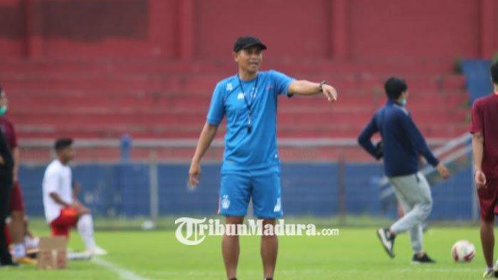 Persik Kediri Tak Diunggulkan Saat Hadapi Borneo FC, Ini Tanggapan Pelatih Joko Susilo