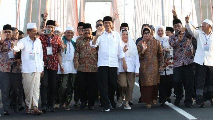 Nasdem OptimistisIntegritas Kerja Jokowi dan Gratisnya Suramadu MampuDongkrak Suara di Madura