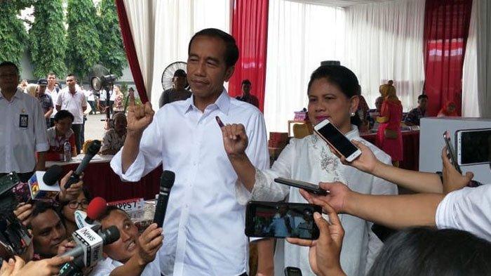 Tim hukum Prabowo-SandiSebut Ajakan Jokowi Nyoblos Pakai Baju Putih Merupakan Pelanggaran Serius