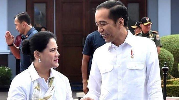 Penjelasan Istana Kepresidenan Penyebab Ibu Negara Iriana Tak Ikut Divaksin Covid-19 Bareng Jokowi