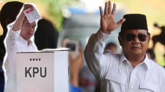Hasil Pilpres 2019 - Prabowo Digdaya di Sumenep Madura, Ungguli Jokowi Selisih 194.626 Suara