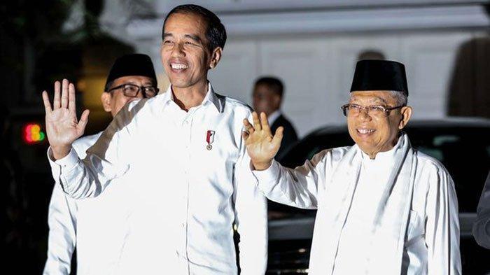 PelantikanJokowi-Maruf Amin Berjalan Lancar,MUI Sumenep Sampaikan Terima Kasih untukTNI/Polri