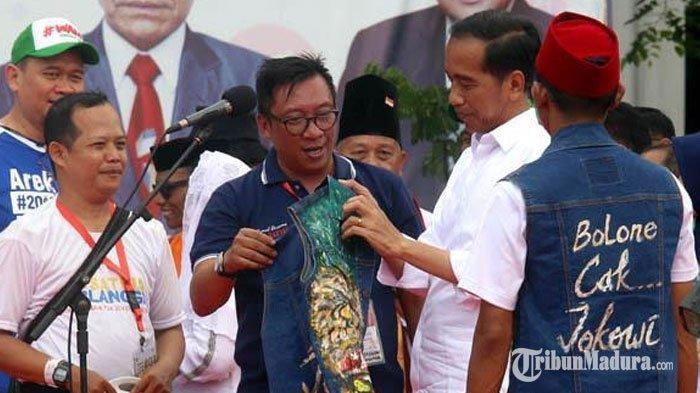 TKD Jatim Jokowi-Ma'ruf Optimis Raup Elektabilitas di Debat Kedua: Jangan Lagi Hoax, Tapi Program