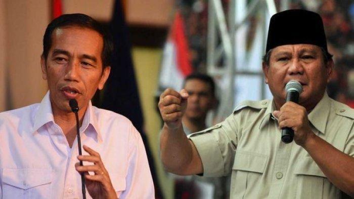 Hasil Real Count Pilpres, Dari 31 Daerah di Jatim, Jokowi Menang Mutlak 28 Kabupaten Prabowo Hanya 3