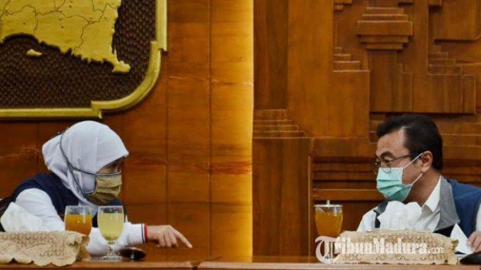 Gubernur Khofifah Larang Pasien Covid-19 dengan Komorbid Lakukan Isoman, Satgas Covid Ungkap Data